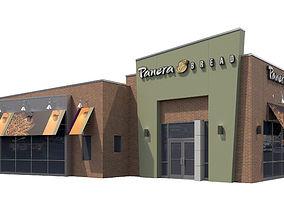 Retail-024 Panera Bread 3D