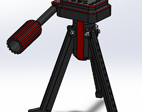 video-game Camera tripod print 3D