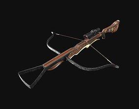 Long Crossbow 3D