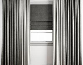 3D Curtain 160