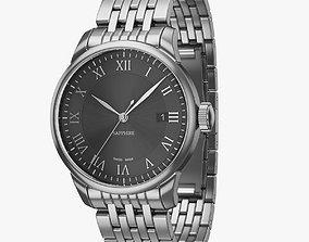 Classic Watch 5 3D model