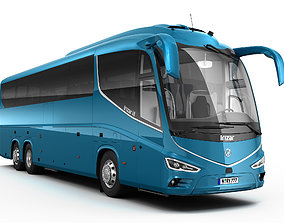 Irizar i8 conditional interior 2016 3D model