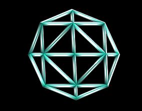 3D model Octagon