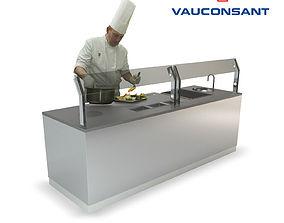 3D Vauconsant LiveBaking module