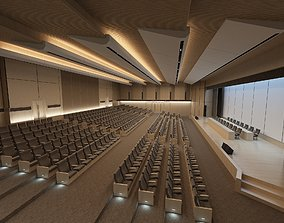 3D Conference Hall 4