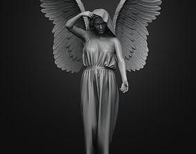 3D printable model sculpture Angel Statue