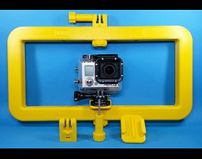 Handle GoPRO By IMAGINE MYST - FULL MODEL