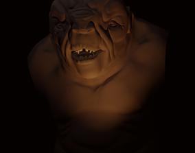 Troll the hobbit 3D print model
