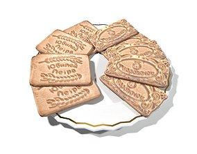 3D Biscuits
