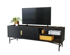 3D Mueble de TV Haines