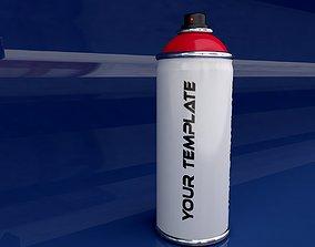 Spray 3D