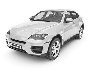 3D model car 30 am132