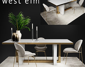 3D model West Elm Collections