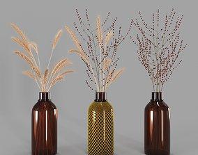 3D model Hemase Collection Bouquet No5