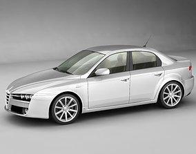 Alfa Romeo 159 2006 3D model