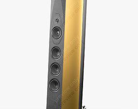 3D model Sonus faber Lilium Gold