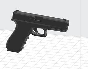 3D print model Glock 17