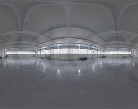 HDRI - Warehouse Interior 5 3D model