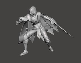 Talon 3D Model