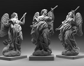 3d 3D print model Angel Statue