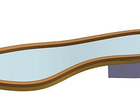 3D print model Shoe Sole 16AP0605U D