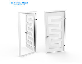 gate Internal Door 3D print model
