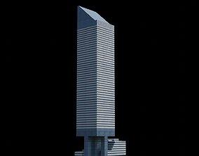 Citigroup Center - NYC 3D model