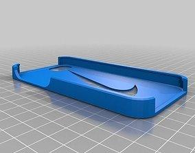Nike iphone 5 case 3D printable model