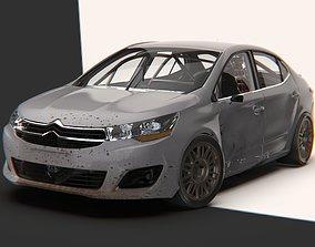 Citroen C4 Lounge Racing 3D model