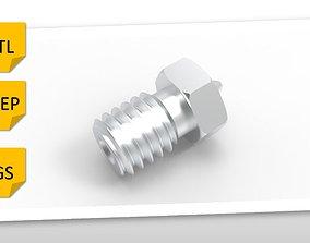 angle 3D Printer Nozzle