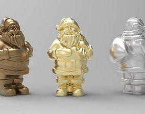 Santa claus statue 3D printable model