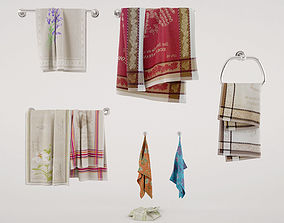 3D Towels collection