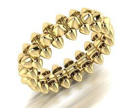 3D print model Ring Hard Rock RR
