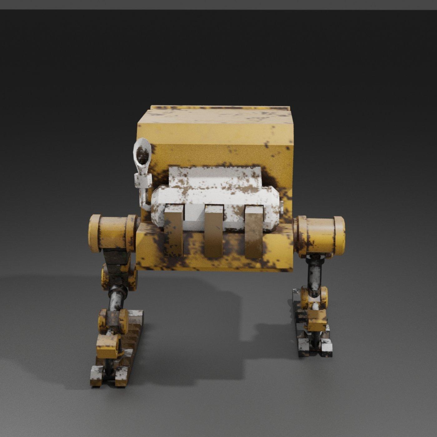 Robot leo