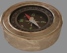 north 3D Compass