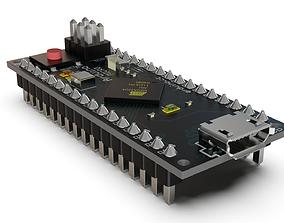 3D asset Arduino micro