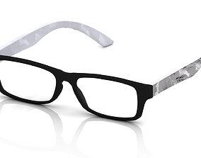 Eyeglasses for Men and Women 3D print model wear shoe