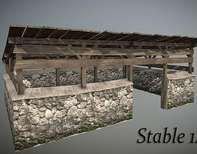 Stable1 3D asset