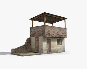slum g 3D asset
