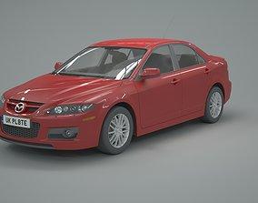 3D model Mazda Car