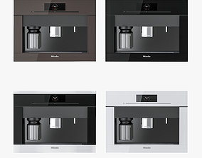 MIELE coffee machines 3D model
