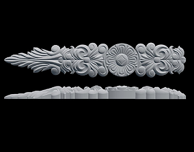 Decorative Element architecture 3D print model