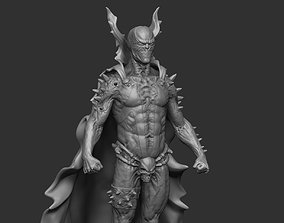 3D printable model Spawn devil