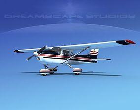 Cessna 172 Skyhawk 1976 V10 3D