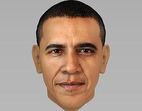 3D Barack Obama