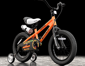 3D model Royal Baby BMX Junior Bike