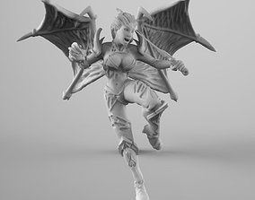 Dota 2 Queen of Pain 3D Print Model