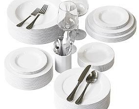 3D Plates Set 2