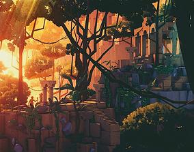 3D asset The Lost Lands