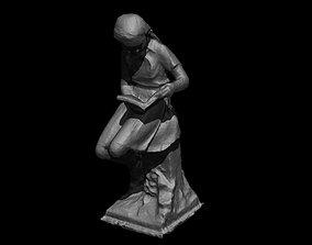 3D printable model Young female pioneer - Pionyrka - 1